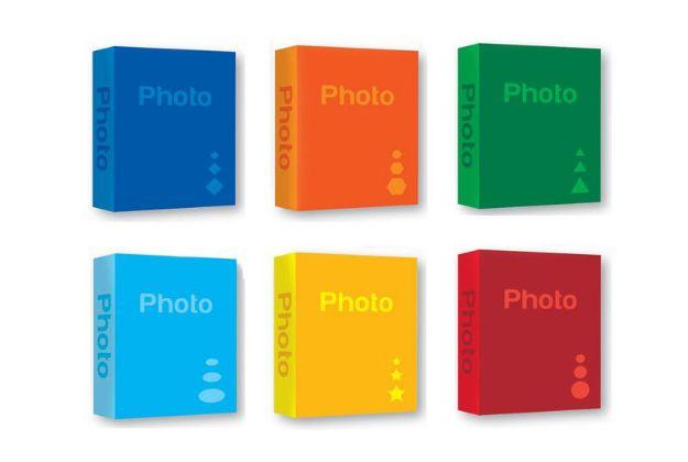 Slika od FOTO ALBUM ZEP BASIC 11X16  300 SLIK BS46310