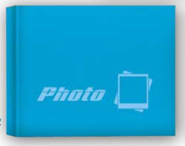 Slika od FOTO ALBUM ZEP INSTA 5,3X8,5 CM 40 SLIK IS5340B