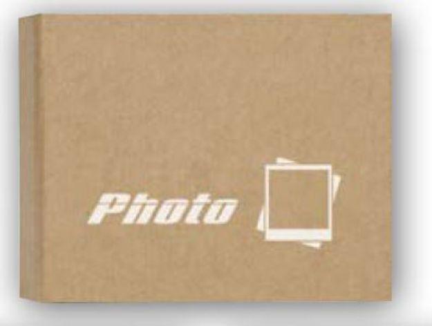Slika od FOTO ALBUM ZEP INSTA 5,3X8,5 CM 40 SLIK IS5340K