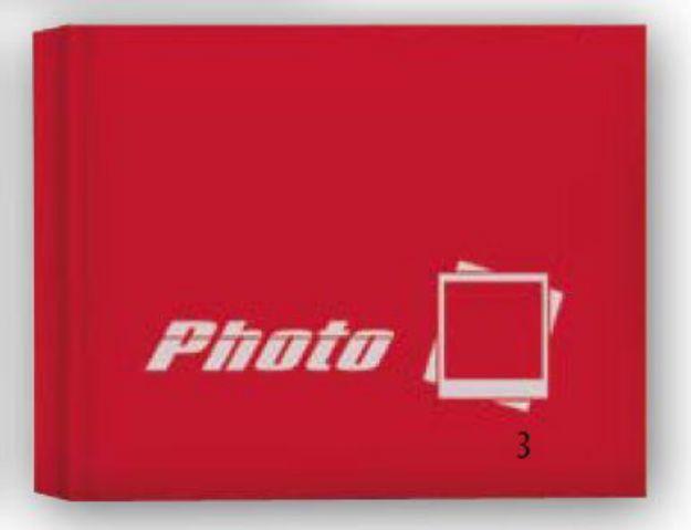 Slika od FOTO ALBUM ZEP INSTA 5,3X8,5 CM 40 SLIK IS5340R