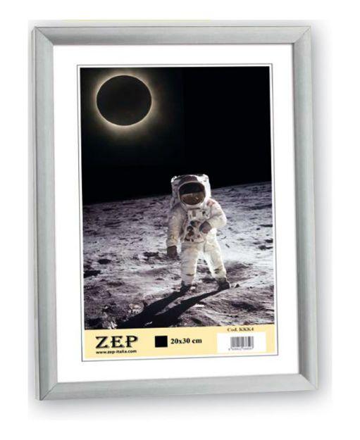 Slika od FOTO OKVIR ZEP NEW LIFESTYLE 30X45 SREBRN KL6