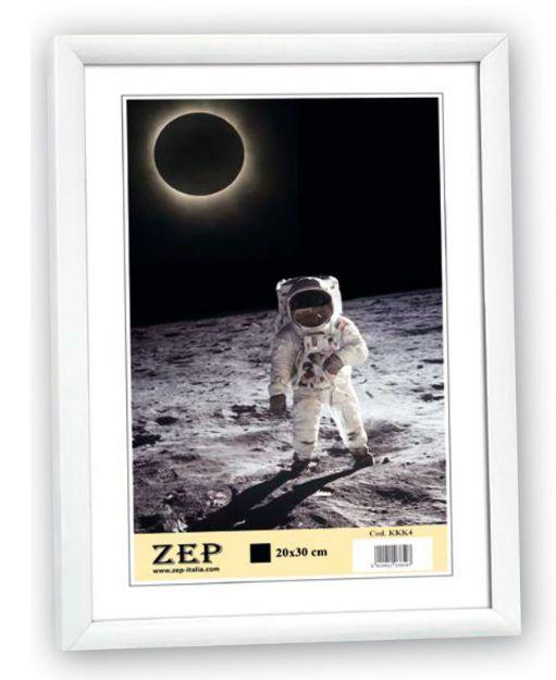 Slika od FOTO OKVIR ZEP NEW LIFESTYLE 40X50 SREBRN KL7