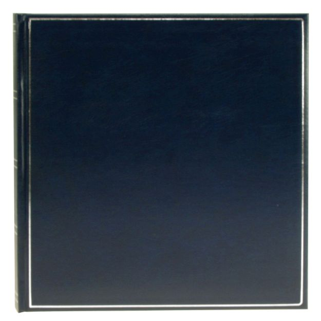 Slika od FOTO ALBUM GOLDBUCH CLASSIC BLUE 30X31 100 STRANI BELIH