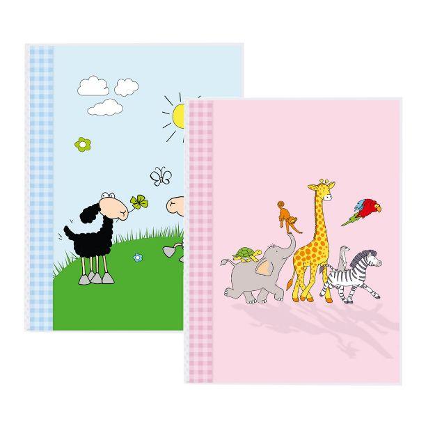 Slika od FOTO ALBUM GOLDBUCH HAPPY SHEEP / HAPPY ANIMALS 10X15 ZA 32 SLIK