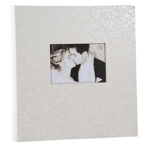 Slika od FOTO ALBUM GOLDBUCH ROMEO WHITE 30X31cm 100 STRANI BELIH