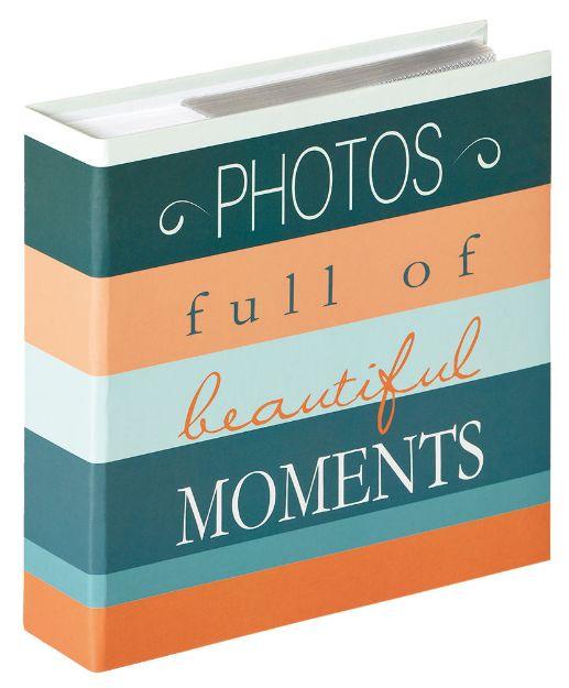 Slika od FOTO ALBUM WALTHER MOMENTS,  PHOTOS 10X15 CM, 200 SLIK ME-337-P ME-337-P