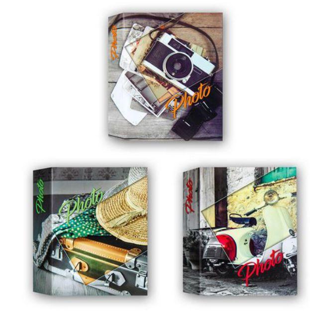 Slika od FOTO ALBUM ZEP VIAGGIO  13x19 CM 100 SLIK CX57100