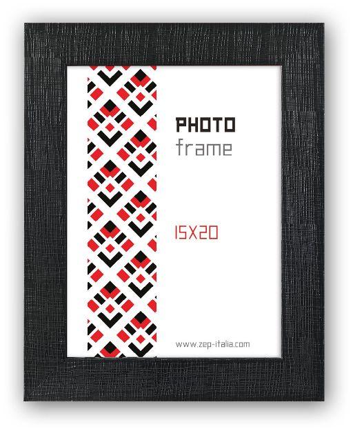 Slika od FOTO OKVIR ZEP GARDA BLACK 30X40 CM  K434B