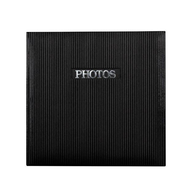 Slika od FOTO ALBUM ELEGANCE MEMO 10X15CM 200 SLIK BLACK