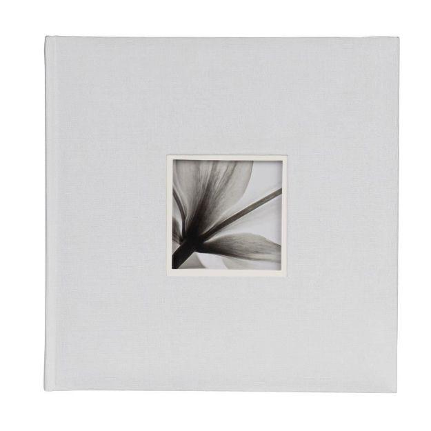 Slika od FOTO ALBUM DORR UNITEX  34X34 CM 40 STRANI  WHITE 880310